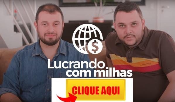 LUCRANDO COM MILHAS 2019 FUNCIONA MESMO