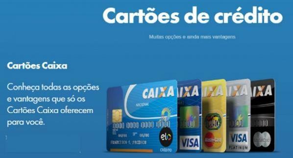 cartão de credito caixa elo pedir