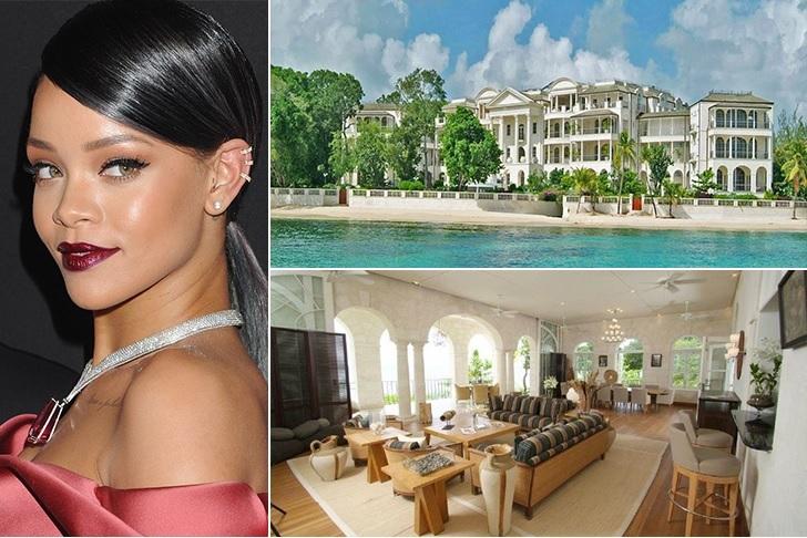 casa da rihanna - house rihanna in caribe 2019