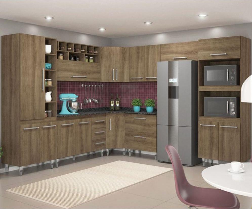 cozinha modulada casas bahia