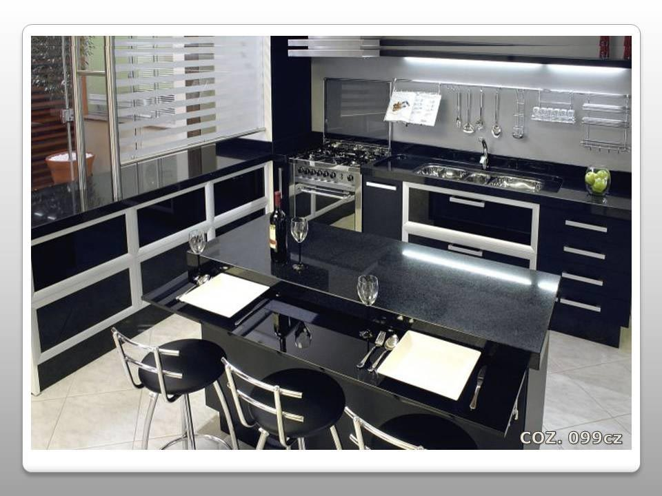 cozinha modulada preta