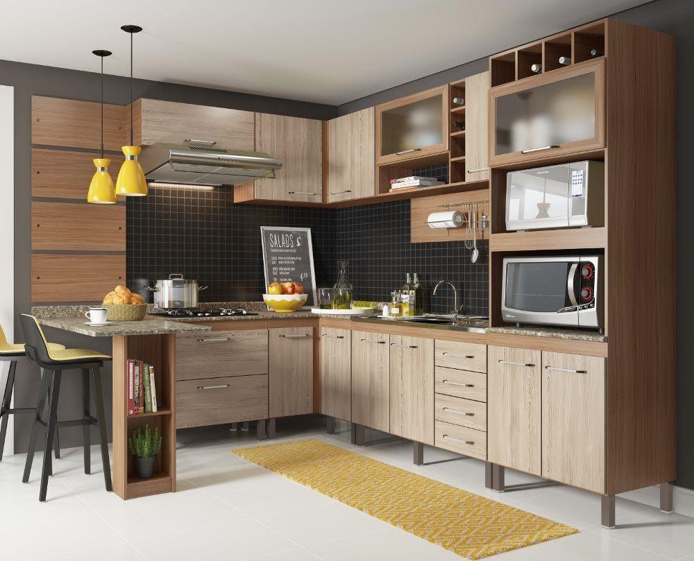 cozinhas moduladas casas bahia