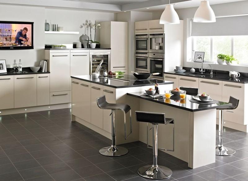 cozinhas moduladas com ilha