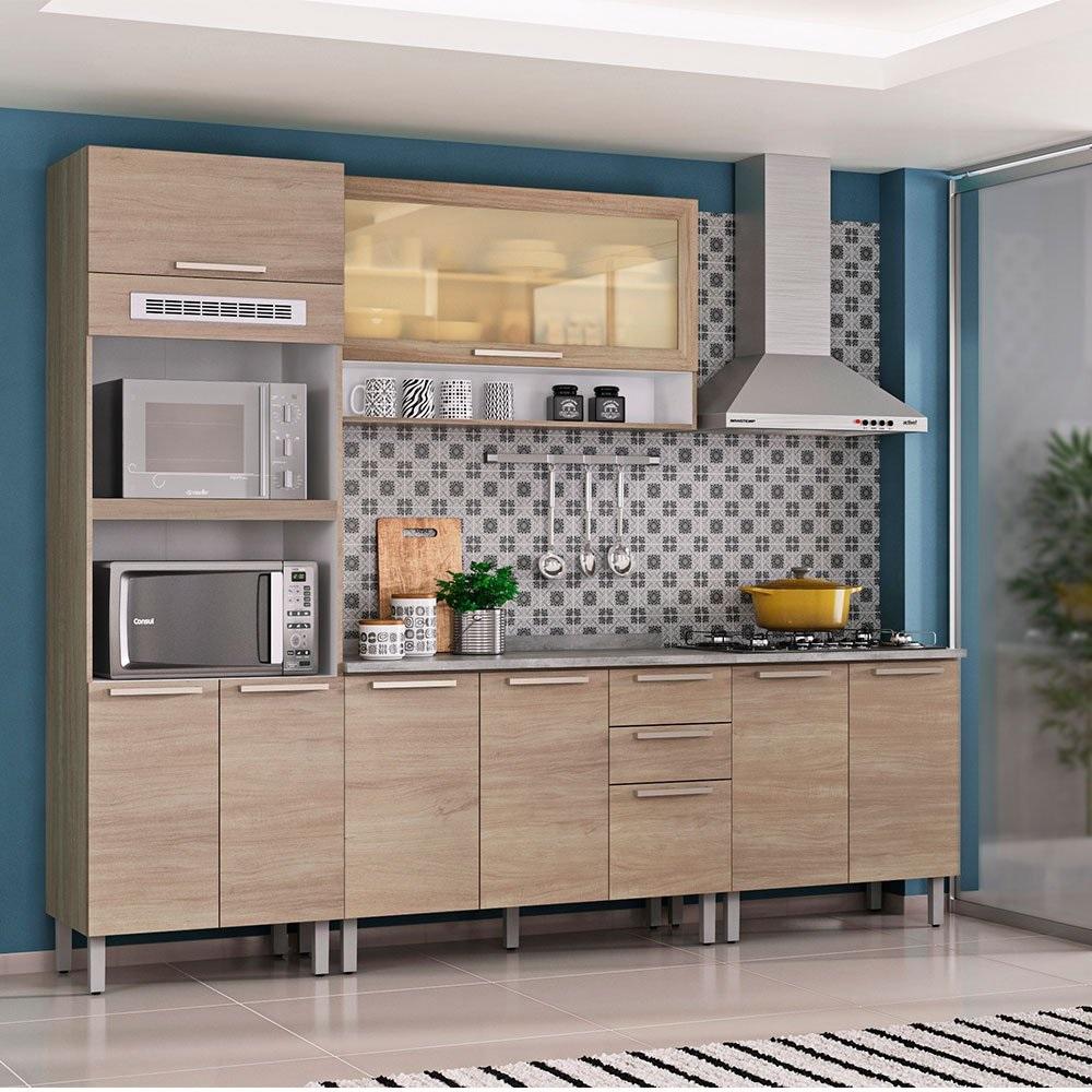 cozinhas moduladas pequenas e simples