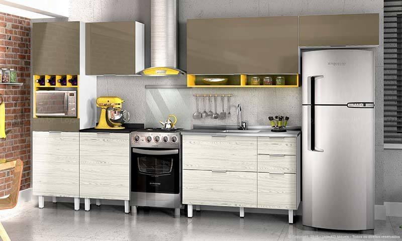 cozinhas moduladas pequenas