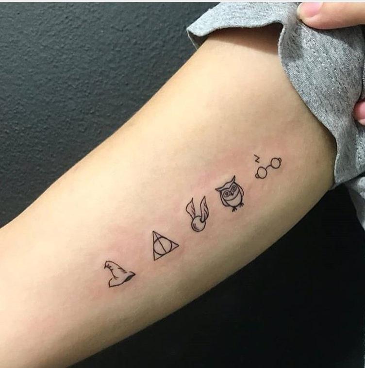 fotos de tatuagens pequenas