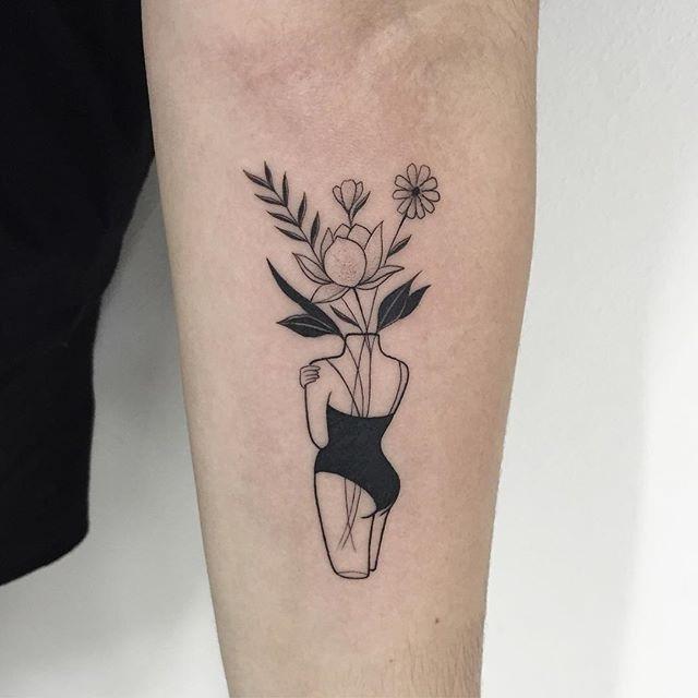 fotos de tatuagens no braço 2019