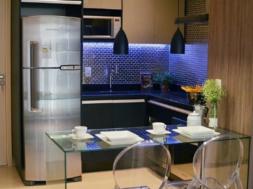 cozinha pequena para apartamento 2