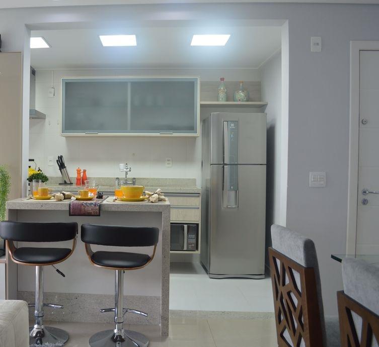 cozinha pequena para apartamento pequeno