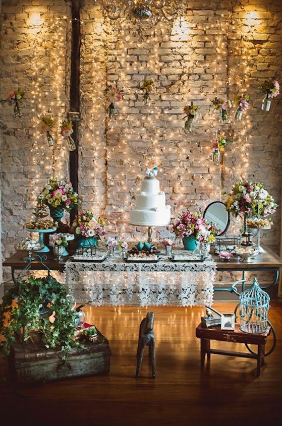 decoração simples de casamento 2019 - 2020