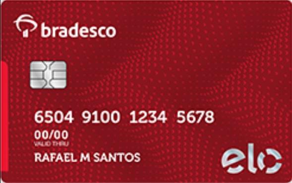solicitar cartão de crédito bradesco elo internacional