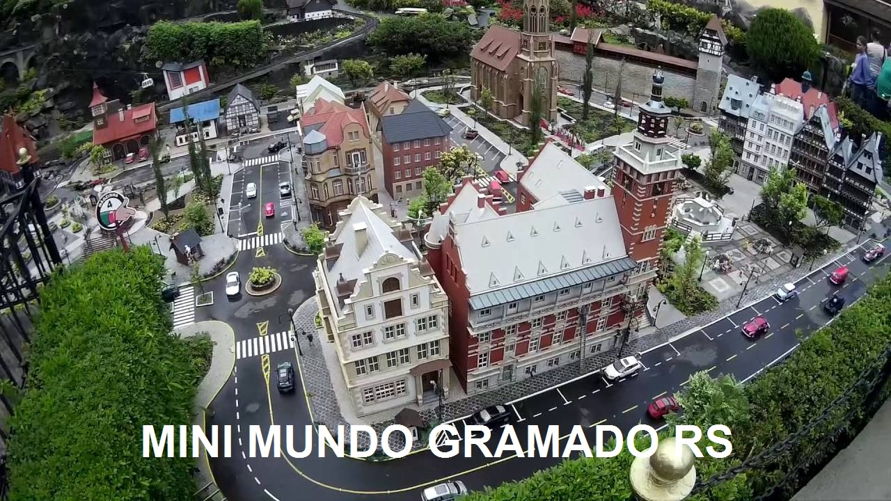 MINI MUNDO GRAMADO O QUE FAZER 2019 - 2020