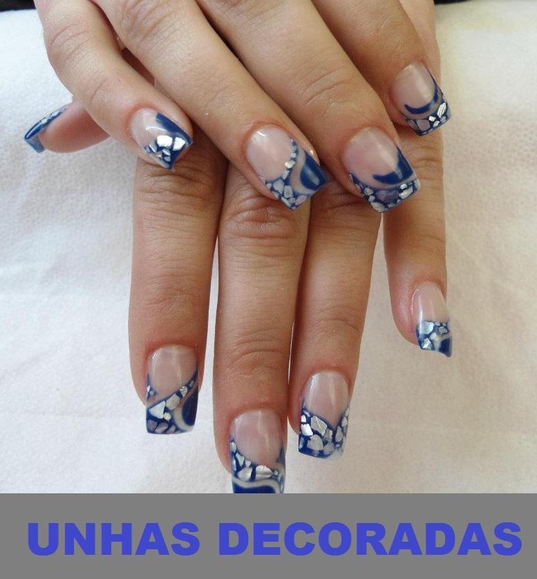 UNHAS DECORADAS BONITAS