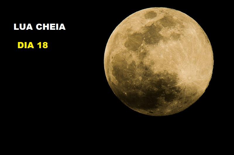 LUA CHEIA 2019 MAIO