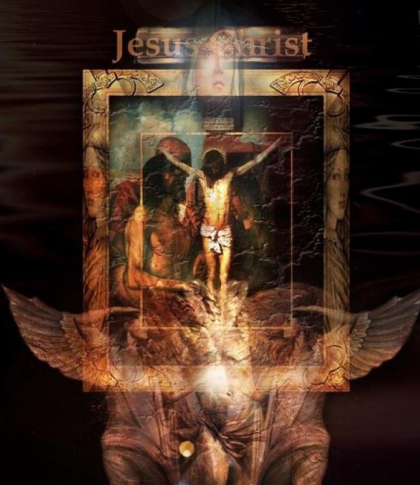 PAPEL DE PAREDE PARA CELULAR DE JESUS