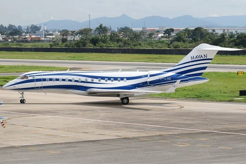avião da Havan dono